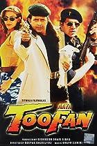 Aaya Toofan (1999) Poster
