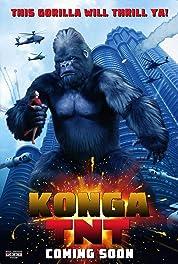 Konga TNT (2020) poster