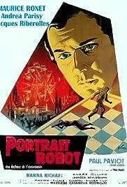 Portrait-robot Poster