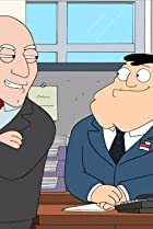 Image of American Dad!: The Full Cognitive Redaction of Avery Bullock by the Coward Stan Smith