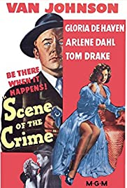 Scene of the Crime Poster