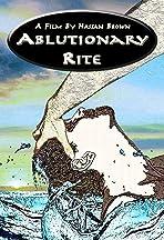 Ablutionary Rite