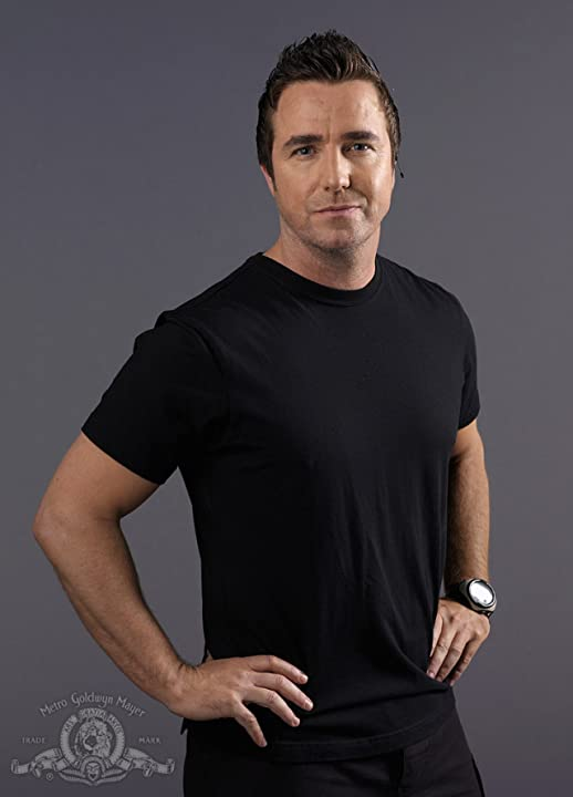 Paul McGillion in Stargate: Atlantis (2004)