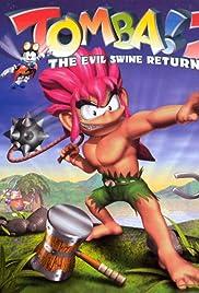 Tomba! 2: The Evil Swine Returns Poster