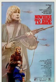 Nowhere to Hide (1987) Poster - Movie Forum, Cast, Reviews