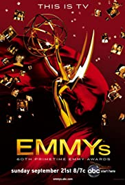 The 60th Primetime Emmy Awards Poster