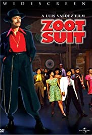 Zoot Suit (1981) Poster - Movie Forum, Cast, Reviews
