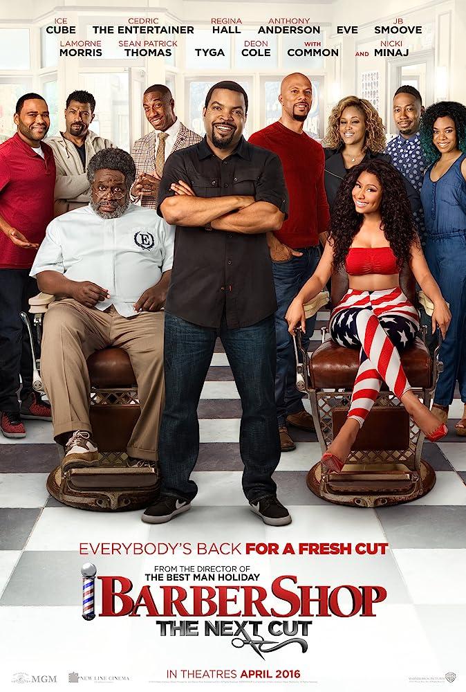 Sadalaqo 3 Qartulad / სადალაქო 3 (ქართულად) / Barbershop: The Next Cut