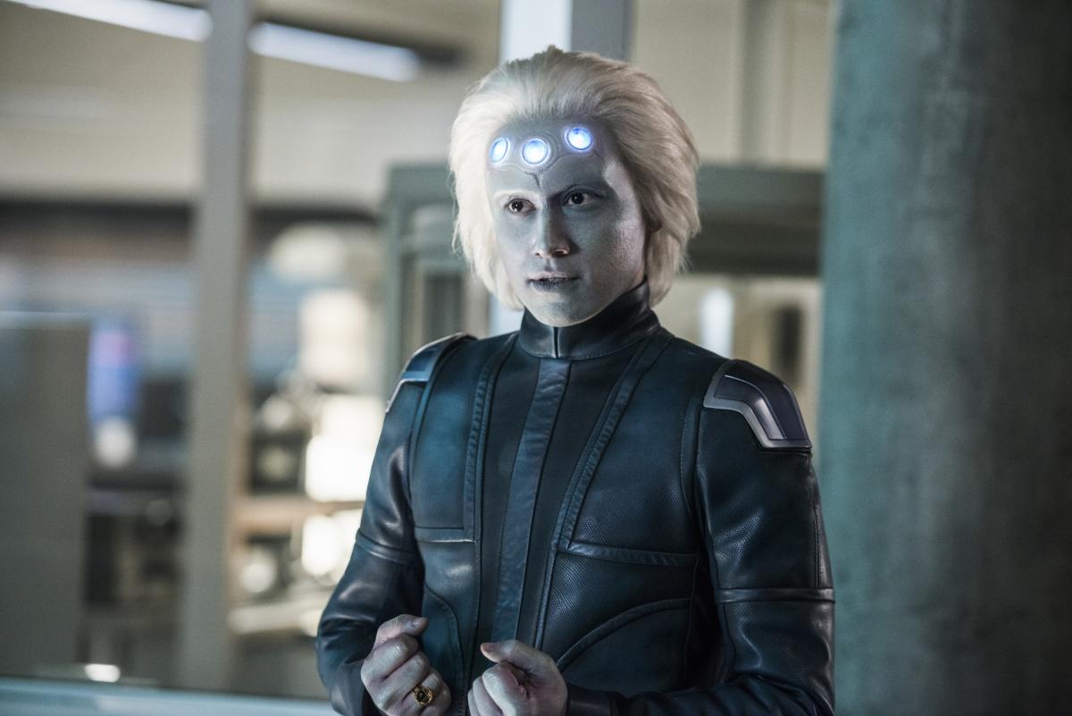 Jesse Rath in Supergirl (2015)