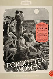 The Isle of Forgotten Women Poster