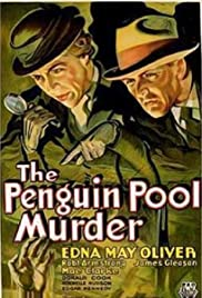 The Penguin Pool Murder (1932) Poster - Movie Forum, Cast, Reviews