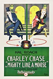 Mighty Like a Moose Poster