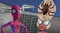 The Amazing Spider-Minaj/Go, Dragon Ball, Go!