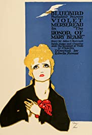 The Honor of Mary Blake Poster
