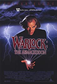 Warlock: The Armageddon (1993) Poster - Movie Forum, Cast, Reviews