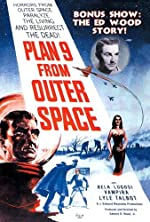 Plan 9 from Outer Space(1959)