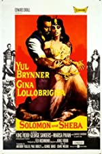 Solomon and Sheba(1959)