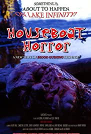 Houseboat Horror (1989) Poster - Movie Forum, Cast, Reviews