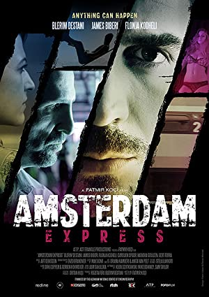 Amsterdam Express film Poster