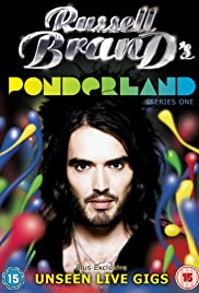 Russell Brand's Ponderland Poster - TV Show Forum, Cast, Reviews