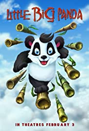 Little Big Panda Poster