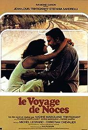 Le voyage de noces Poster