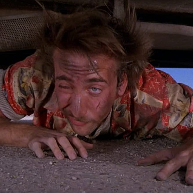 Nicolas Cage in Raising Arizona (1987)