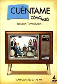 Cuéntame Poster - TV Show Forum, Cast, Reviews