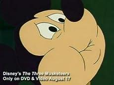 Mickey, Donald & Goofy: The Three Musketeers