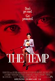 The Temp (1993) Poster - Movie Forum, Cast, Reviews