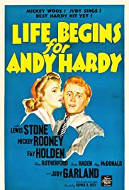 Life Begins for Andy Hardy (1941) Poster - Movie Forum, Cast, Reviews