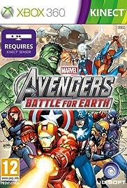 Marvel Avengers: Battle for Earth Poster