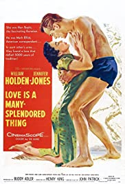 Love Is a Many-Splendored Thing (1955) Poster - Movie Forum, Cast, Reviews