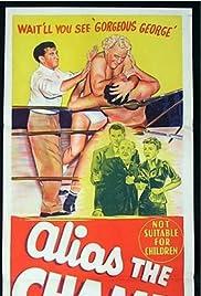 Alias the Champ Poster