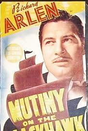 Mutiny on the Blackhawk Poster
