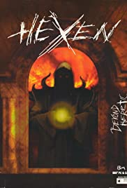 Hexen (1995) Poster - Movie Forum, Cast, Reviews