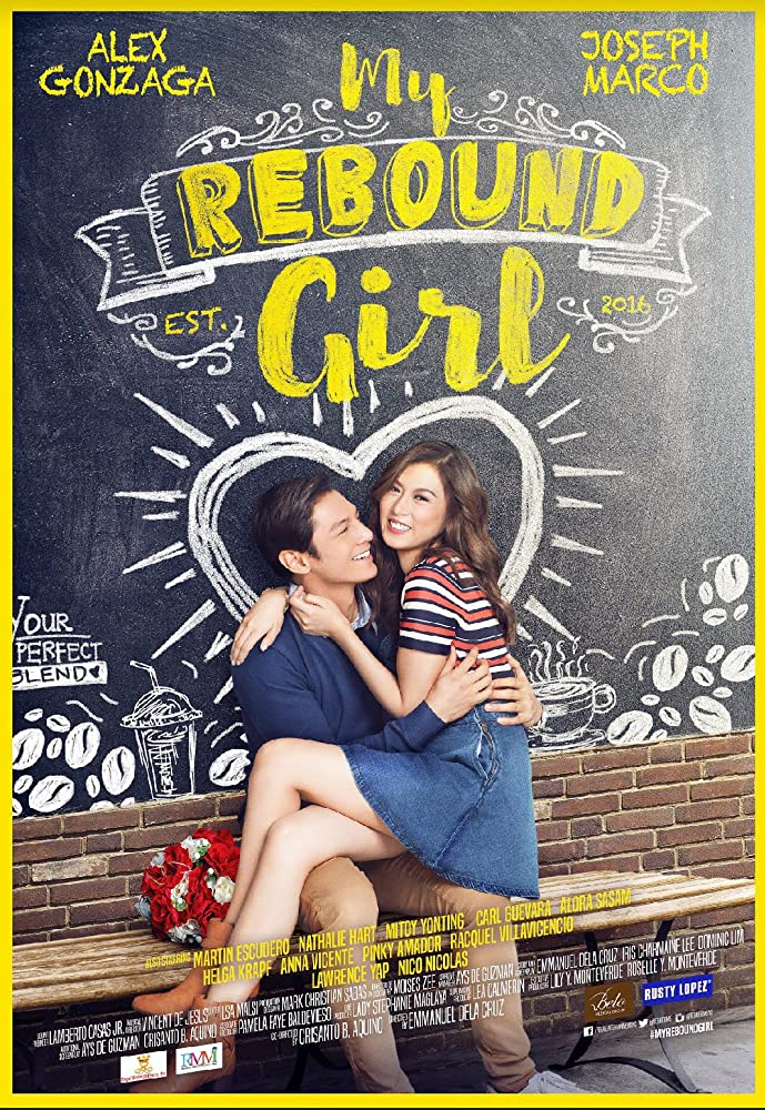My Rebound Girl (2016) HDRip
