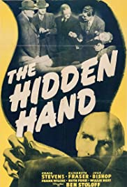 The Hidden Hand (1942) Poster - Movie Forum, Cast, Reviews