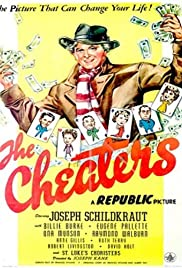 The Cheaters (1945) Poster - Movie Forum, Cast, Reviews