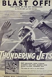 Thundering Jets Poster