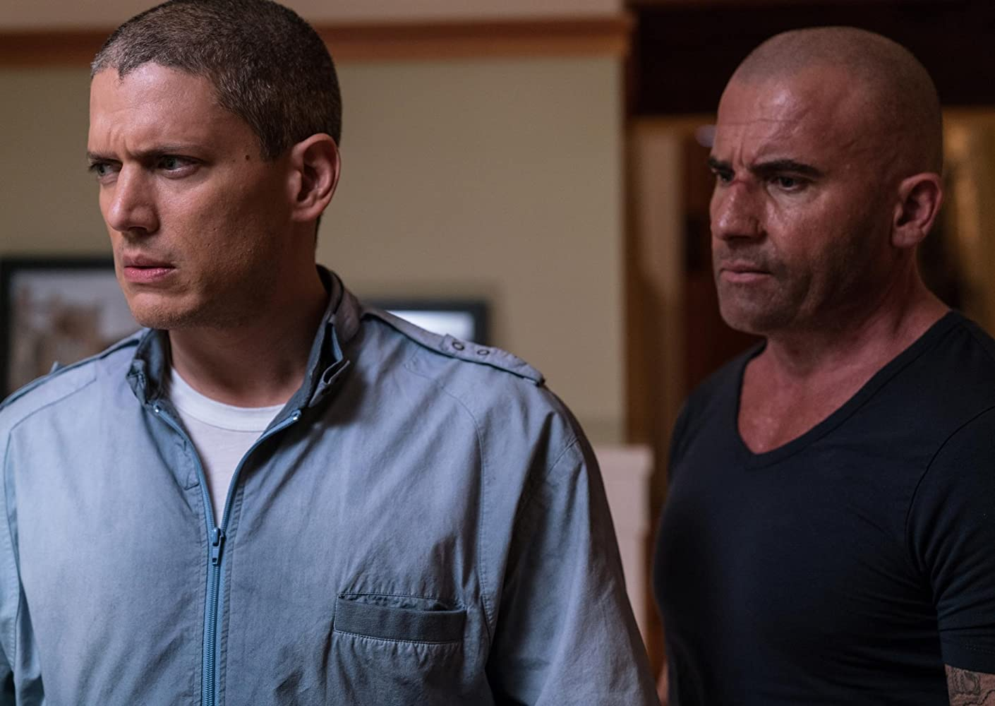 Prison Break: Resurrection  مسلسل الموسم الخامس