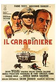 Il carabiniere Poster