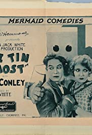 The Tin Ghost Poster
