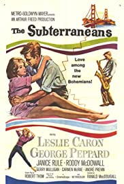 The Subterraneans (1960) Poster - Movie Forum, Cast, Reviews