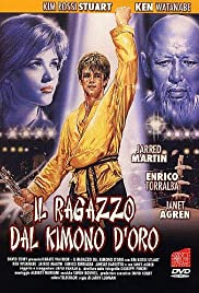 Karate Warrior(1987) Poster - Movie Forum, Cast, Reviews