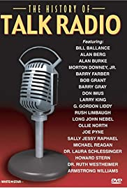 The History of Talk Radio Poster
