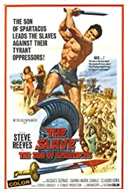 The Slave (1962) Poster - Movie Forum, Cast, Reviews