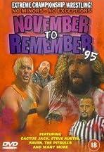 ECW November to Remember '95