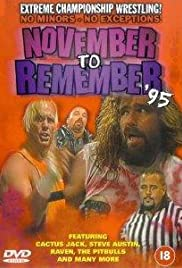 ECW November to Remember '95 Poster