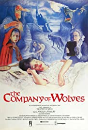 The Company of Wolves Poster